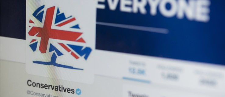 Tory Party Conference app responsible for major security leak