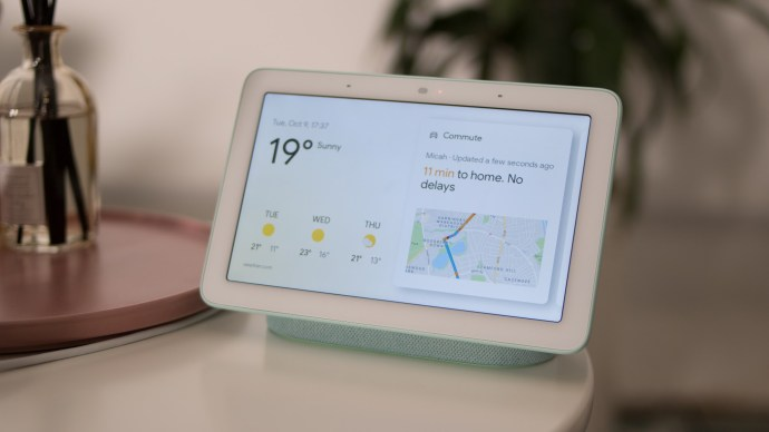 google_home_hub_best_sart_home_devices