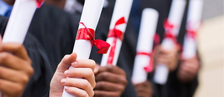 Women with a degree earn as much as men without one, study finds
