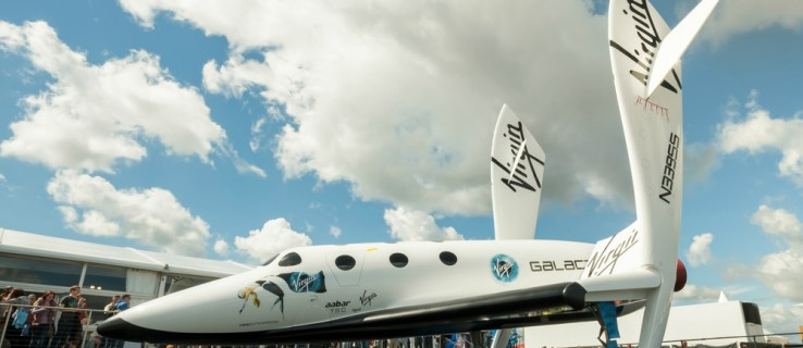 Virgin Galactic just reached the edge of space