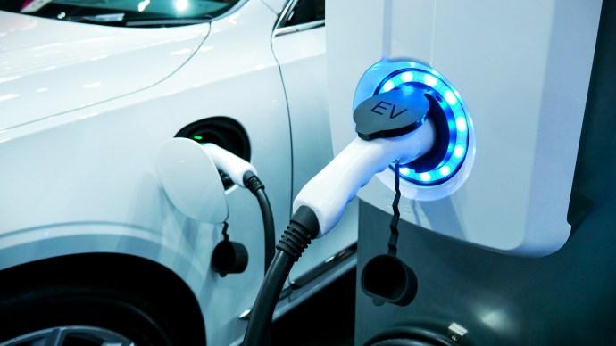 elektrikli araç şarj noktası