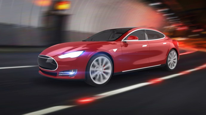 electric-vehicle-driving