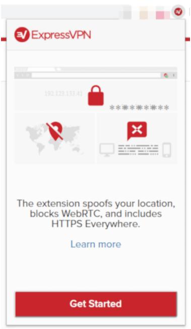 ExpressVPN Extension 2