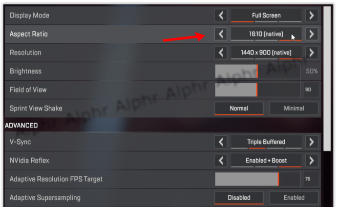 Apex Legends In Game Settings Optimize FPS 05d