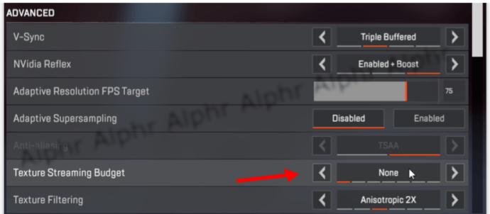 Apex Legends In Game Settings Optimize FPS 09d