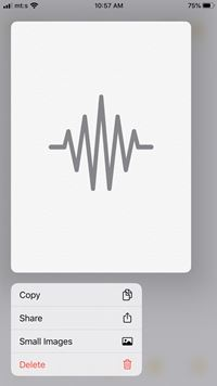 make triller with your own music