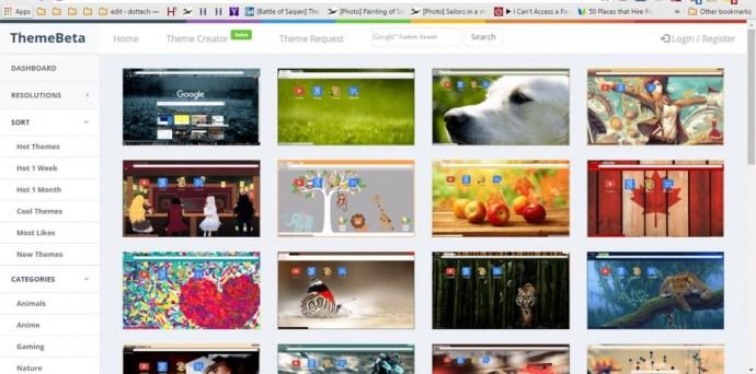 Google theme10