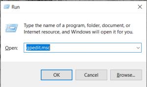 Windows 10 Run program 2