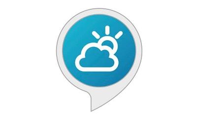 change weather location on alexa