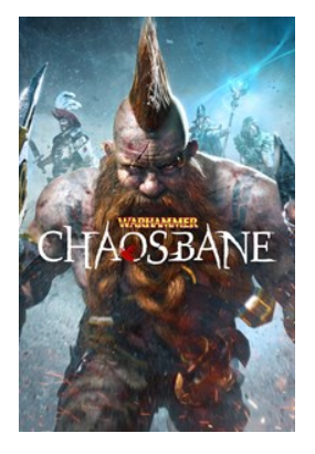 Warhammer - Chaosbone Game Cover Image