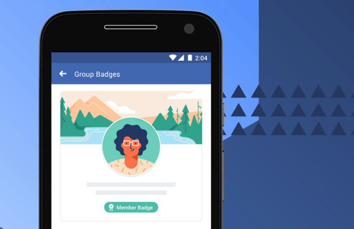 all the facebook badges