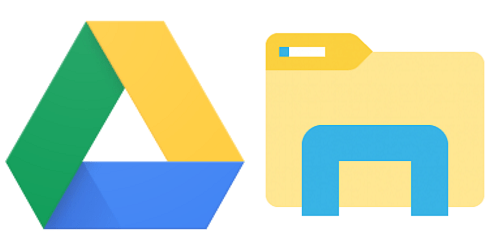 Add Google Drive to File Explorer