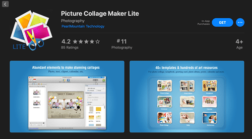 How to Make Photo Collage on Mac