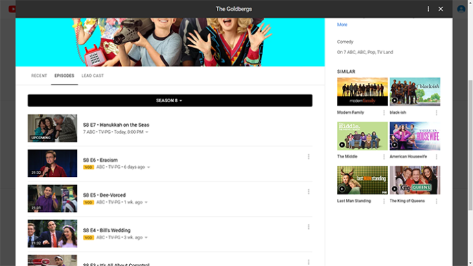 Youtube Tv How To Record A Show