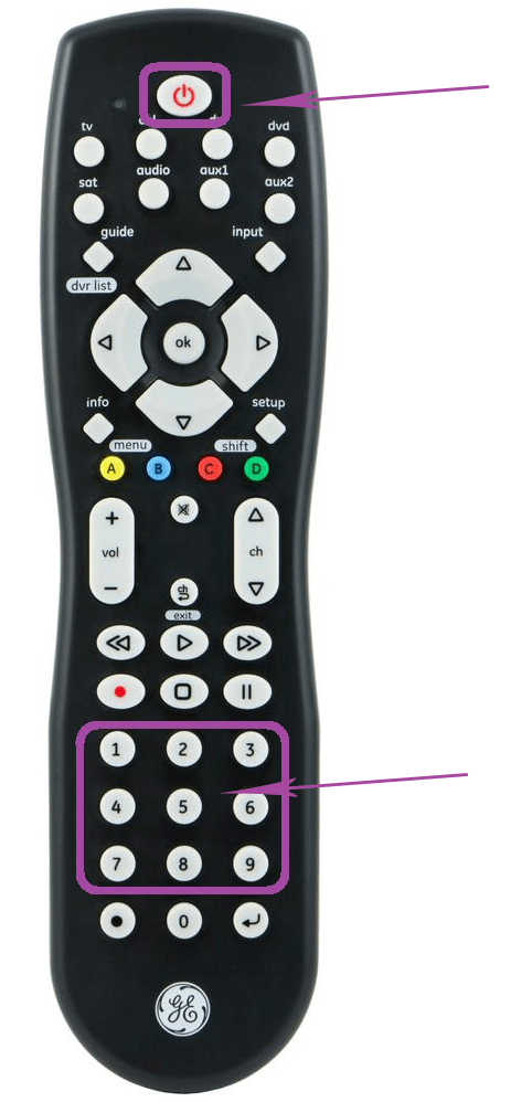 How to program a universal remote control without instructions