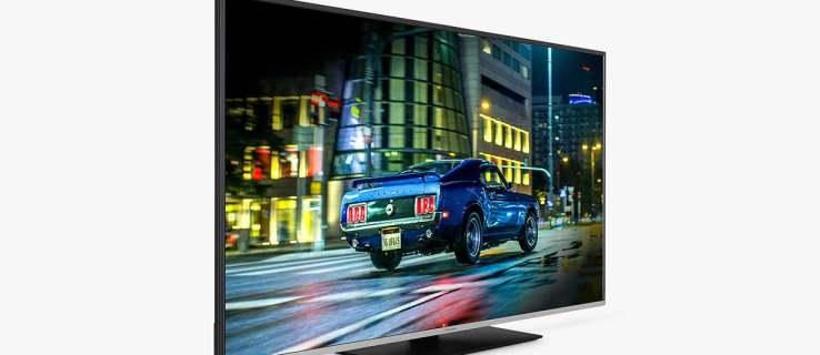 Panasonic TV How to Change Input