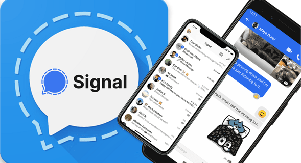 How to Backup Signal Messages
