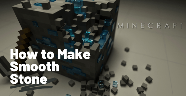 Minecraft How to Make Smooth Stone