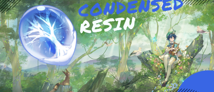 How to Make Condensed Resin in Genshin Impact