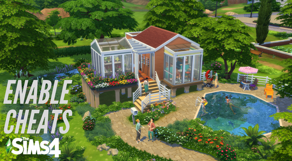 How to Enable Cheats in Sims 4