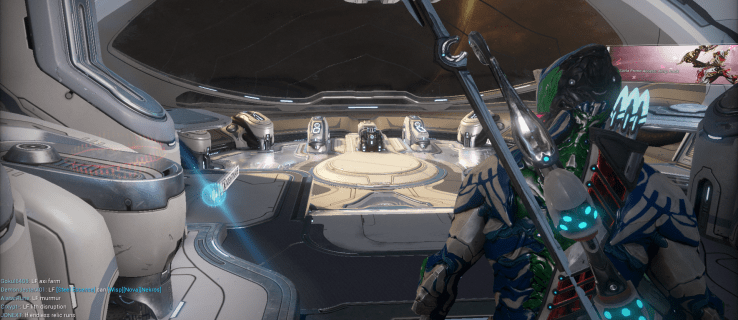 How to Join Railjack Missions in Warframe
