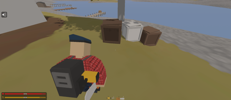 How to Make a Crate in Unturned