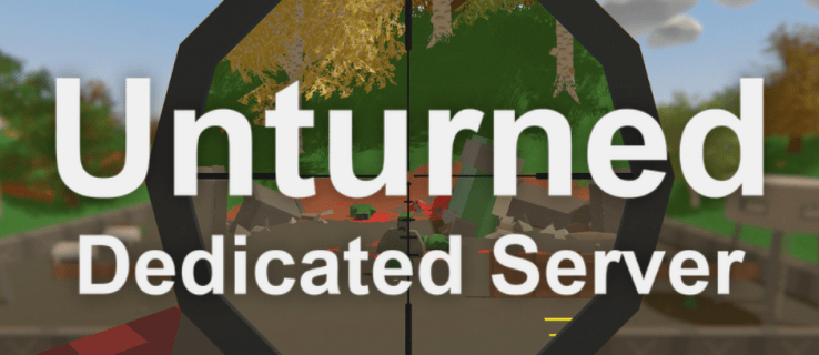 How to Make a Server in Unturned