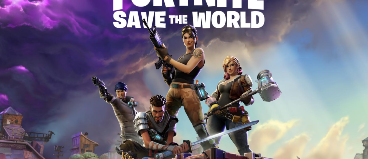 How to Play Save the World in Fortnite