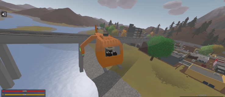 How to Fly a Helicopter in Unturned