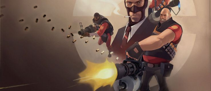 How to Change Class in Team Fortress 2