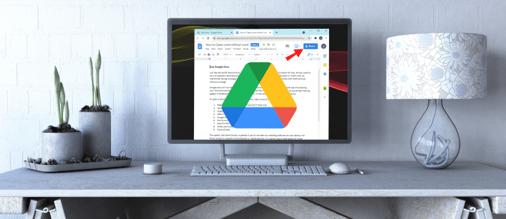 How To Share Files from Google Drive