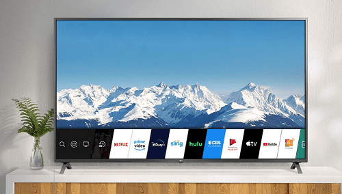 LG TV Connect to WiFi