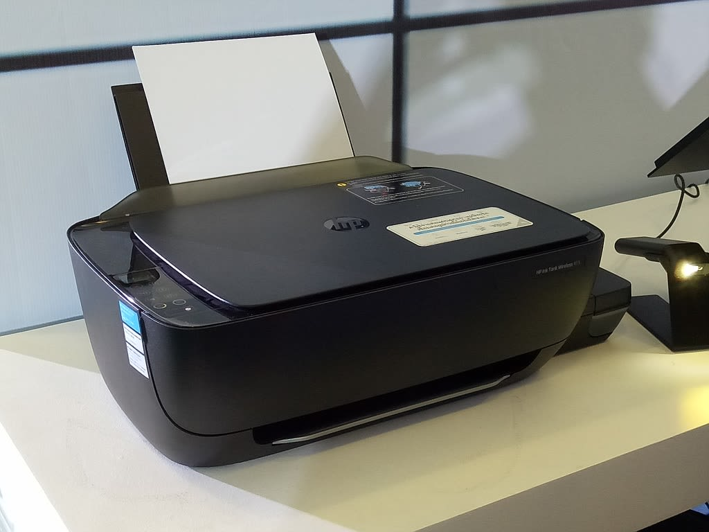 How to Reset an HP Printer After Refilling With Ink