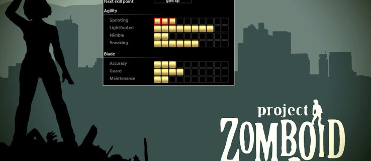 How to Use Skill Points in Project Zomboid