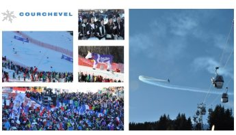 Courchevel Ladies World Cup GS 2015
