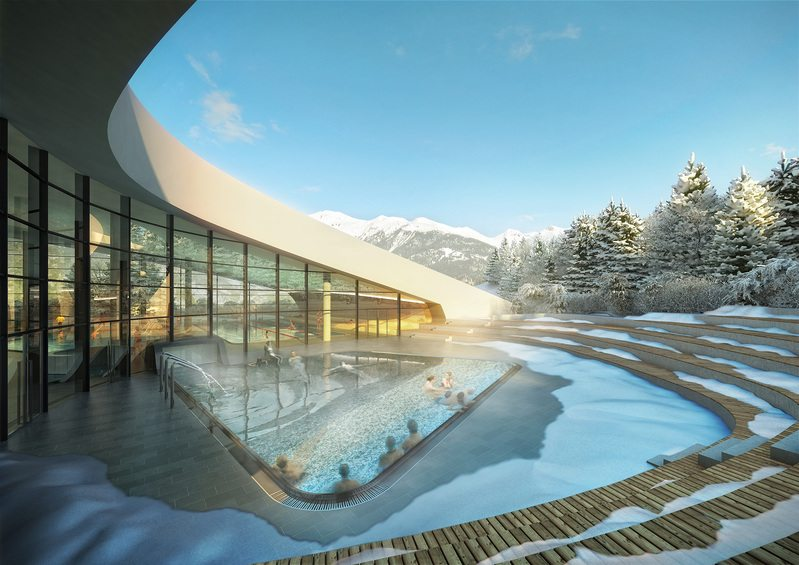 Ski & Spa in La Tania