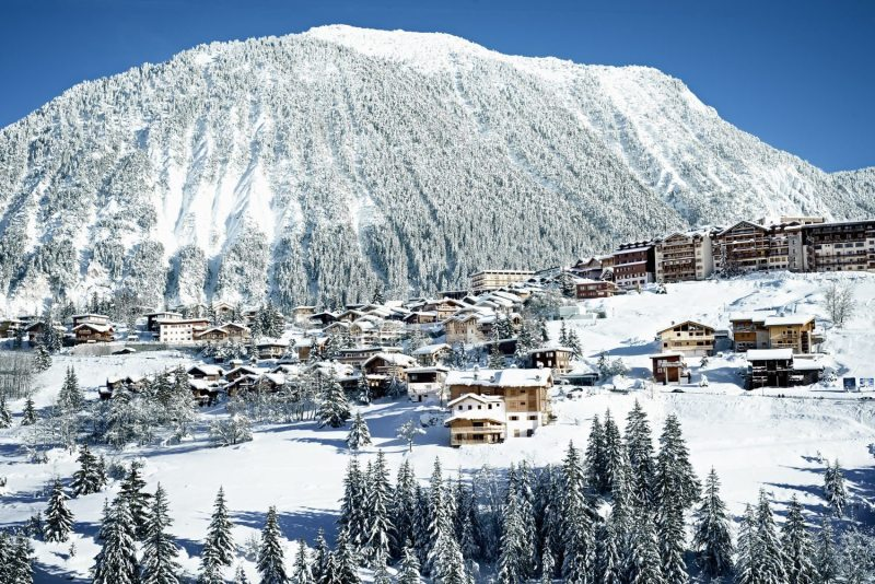 Courchevel Skiing - Moriond