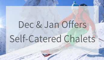 December and January Offers Self-Catered Chalets (1)
