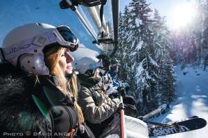 New chairlifts in the Three Valleys