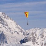 Paragliding Courchevel Tourist Office