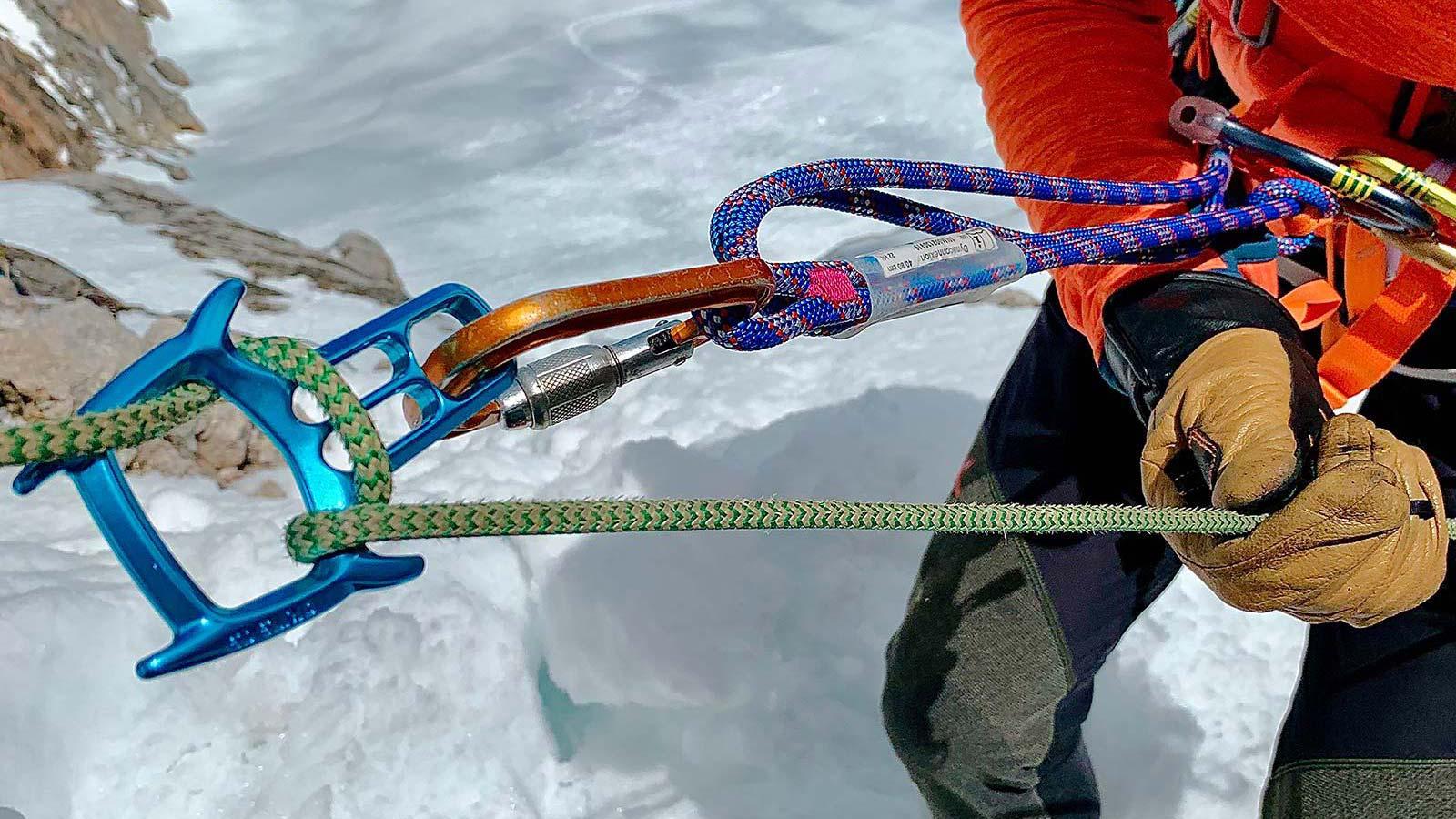 Dyneema Fortbildung I Alpine Kompetenz