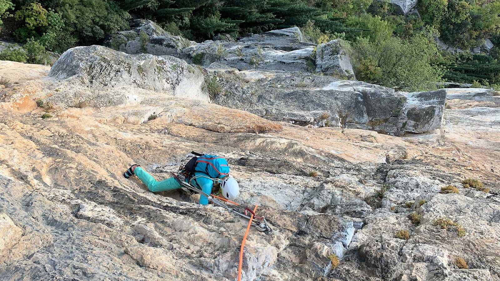 Klettern Bergführer I Alpine Kompetenz