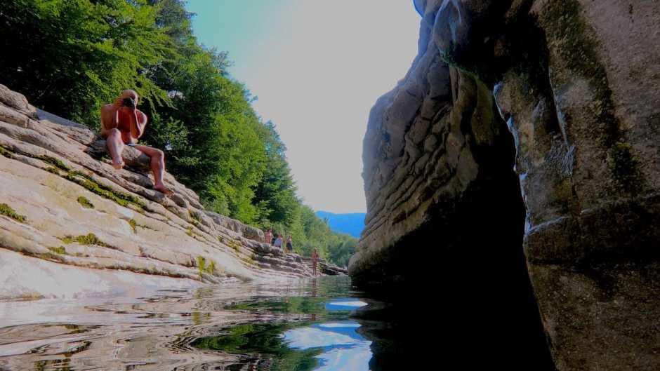 Beim Wildswimming in den Alpen stößt man immer wieder auf einzigartige Fotomotive. Wie man diese am besten einfängt - auch dafür gibt´s Tipps und Tricks im alpine-swimming blog.