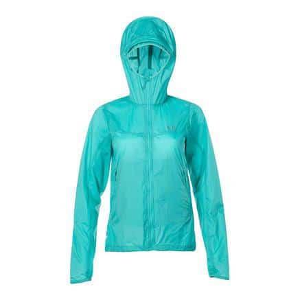 vital windshell hoody women's