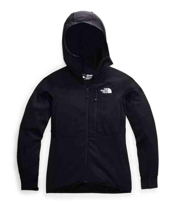 summit l2 futurefleece full zip hoodie women's