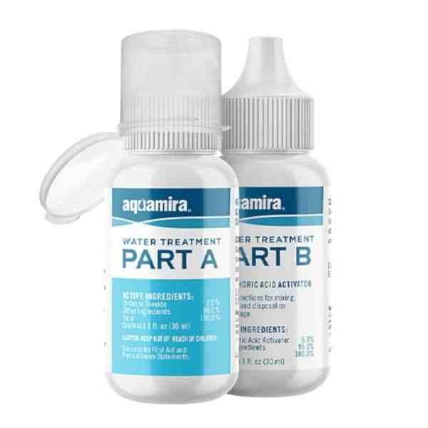 aquamira water treatment
