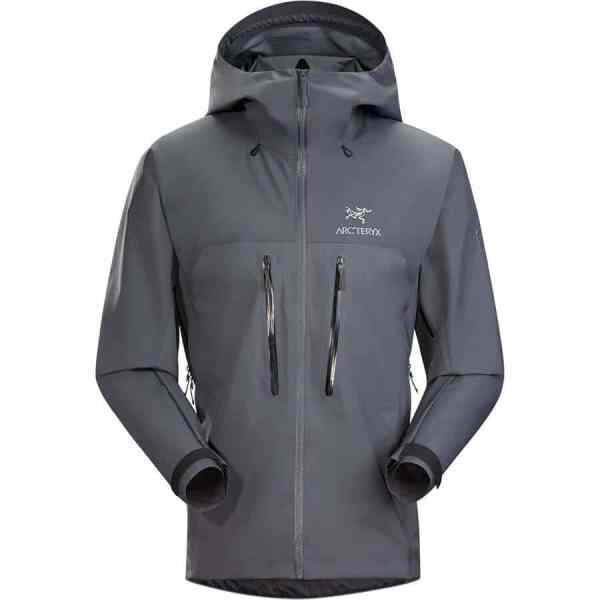alpha ar jacket men's