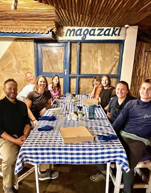 august 20 machame team heads to kilimanjaro!