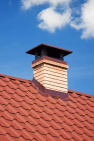 chimney with a nice cap