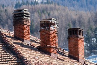 Chimney Waterproofing and Flashing Repair - Westchester County NY - Alpine Chimney